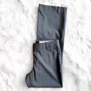 J. Crew Super 120s Gray Trousers
